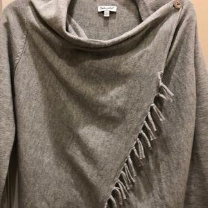 Girl's Splendid sweater with fringe